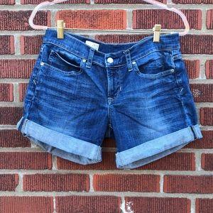 Gap Sexy Boyfriend Denim Jean Shorts size 28/6
